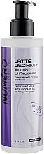 Profumi e cosmetici Latte lisciante capelli con olio di avocado - Brelil Numero Smoothing Milk