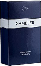 Profumi e cosmetici Chat D'or Gambler - Eau de toilette