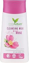Profumi e cosmetici Latte detergente alla rosa canina - Cosnature