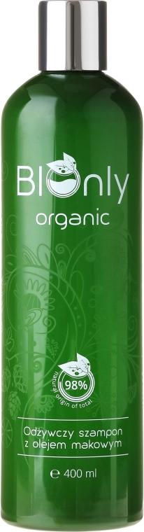 Shampoo capelli nutriente - BIOnly Organic Nourishing Shampoo