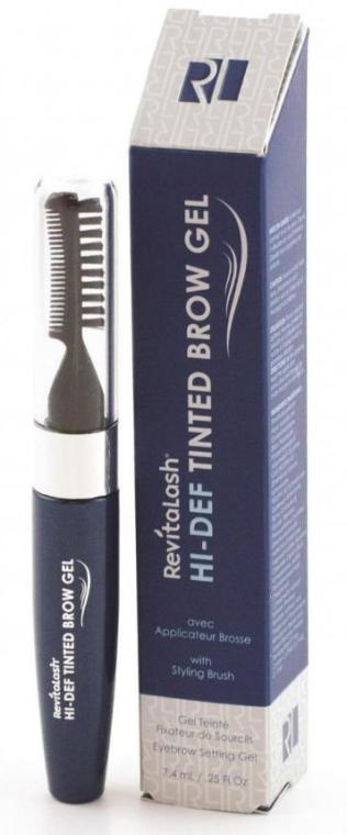 Gel modellante per sopracciglia - Revitalash Hi-Def Tinted Brow Gel — foto N1