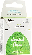 "Profumi e cosmetici Filo interdentale ""Menta fresca"" - The Humble Co. Dental Floss Fresh Mint"