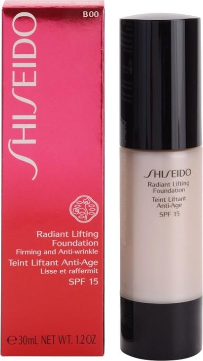 Fondotinta con effetto lifting - Shiseido Radiant Lifting Foundation SPF 15