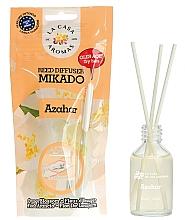 """Profumi e cosmetici Diffusore aromi """"Fiori d'arancio"""" - La Casa de Los Aromas Mikado Reed Diffuser"""