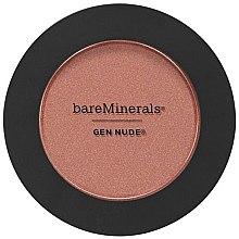Profumi e cosmetici Blush - Bare Escentuals BareMinerals Gen Nude Powder Blush