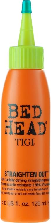 Crema stirante termoattiva - Tigi Bed Head Straighten Out Straightening Cream