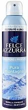 Profumi e cosmetici Deodorante per ambienti - Felce Azzurra Pura Montagna Spray