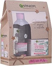 Profumi e cosmetici Set - Garnier (f/cr/50ml + micellar water/400ml)