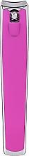 Profumi e cosmetici Tagliaunghie grandi, 499126, rosa - Inter-Vion
