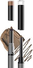 Profumi e cosmetici Matita per sopracciglia - Gokos Brow Duo