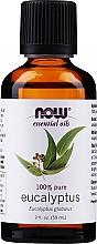 Profumi e cosmetici Olio esenziale di eucalipto - Now Foods Eucalyptus Essential Oils