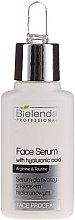 Profumi e cosmetici Siero viso con acido ialuronico - Bielenda Professional Program Face Serum With Hyaluronic Acid