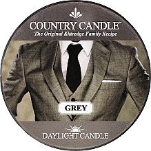 Profumi e cosmetici Candela da tè - Country Candle Grey Daylight