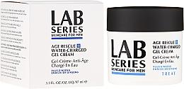 Profumi e cosmetici Crema gel idratante anti-rughe - Lab Series Age Rescue + Water-Charged Gel Cream