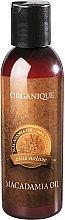Profumi e cosmetici Olio corpo alla macadamia - Organique Pure Nature
