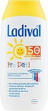 Profumi e cosmetici Latte solare per bambini - Ladival SPF50