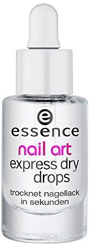 Lozione asciuga smalto - Essence Circus Circus Nail Art Express Dry Drops