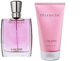 Profumi e cosmetici Lancome Miracle - Set (edp/50ml + b/l/50ml)