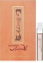 Profumi e cosmetici Salvador Dali Dalissime - Eau de toilette (Campioncino)