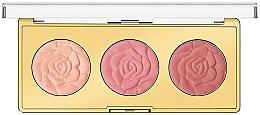 Profumi e cosmetici Palette blush - Milani Powder Blush Rose Blush Palette