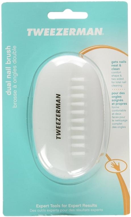 Spazzola per unghie a doppia faccia 3086-R - Tweezerman Dual Surface Nail Brush — foto N2