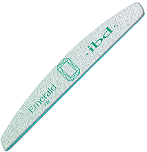 """Profumi e cosmetici Lima unghie """"Smeraldo"""", 180/180 - IBD Emerald File"""