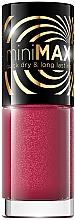 Profumi e cosmetici Smalto per unghie - Eveline Cosmetics Mini Max