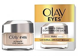 Profumi e cosmetici Crema contorno occhi - Olay Eyes Ultimate Eye Contour Cream