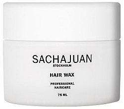Profumi e cosmetici Cera per lo styling dei capelli - Sachajuan Hair Wax