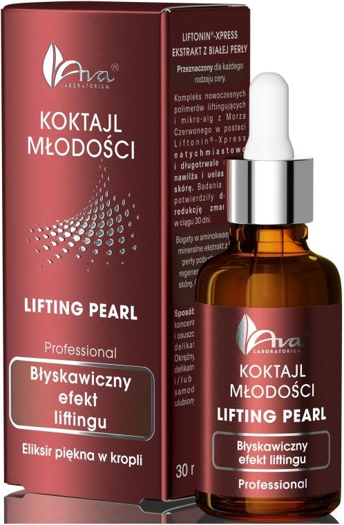 Elisir viso idratante - Ava Laboratorium Lifting Pearl