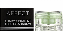 Profumi e cosmetici Ombretto in polvere - Affect Cosmetics Charmy Pigment Loose Eyeshadow