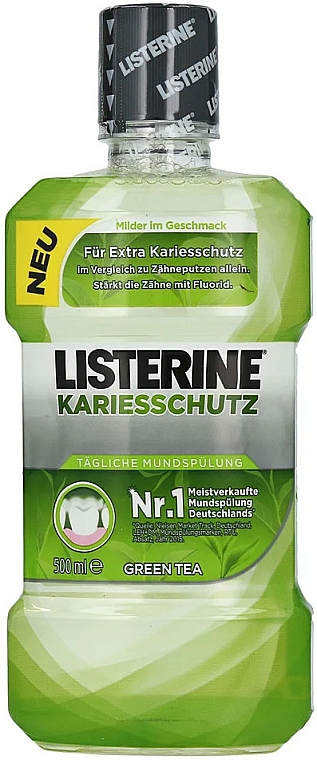 """Collutorio """"Contro la carie"""" - Listerine Caries Protection Mouthwash"""