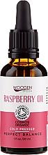 Profumi e cosmetici Olio di lamponi - Wooden Spoon Raspberry Oil