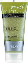 """Profumi e cosmetici Peeling corpo allo zucchero """"Lime e ginseng"""" - Hean Slim No Limit Body Peeling"""