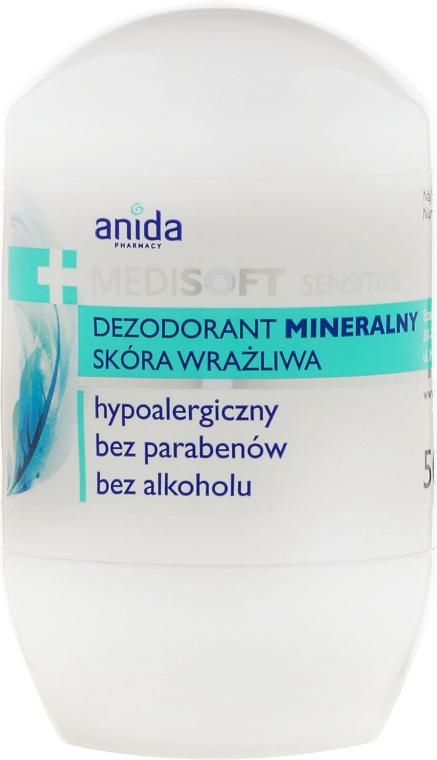Deodorante minerale - Anida Pharmacy Medisoft Mineral Deo