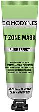 Profumi e cosmetici Maschera viso purificante - Comodynes T-Zone Pure Effect Mask