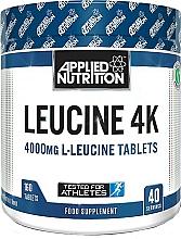 """Profumi e cosmetici Integratore alimentare """"Leucina 4K"""" 120 compresse - Appied Nutriyion Leucina 4K"""