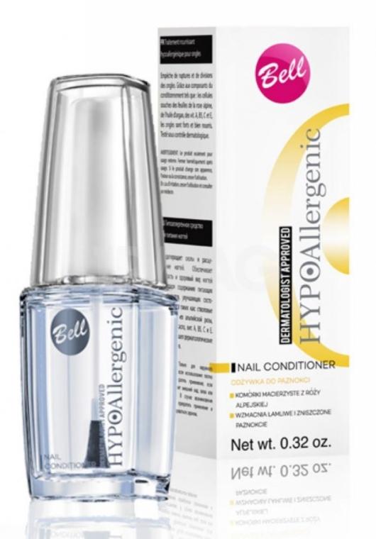 Condizionante ipoallergenico per unghie - Bell Hypoallergenic Nail Conditioner — foto N1