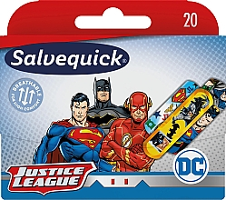 Profumi e cosmetici Cerotti per bambini - Salvequick Justice League