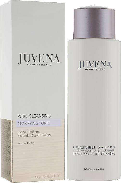 Tonico per pelle normale e grassa - Juvena Pure Cleansing Clarifying Tonic — foto N1