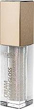 Profumi e cosmetici Rossetto liquido - Delia Cream Glow Gloss Be Glamour Liquid Lipstick