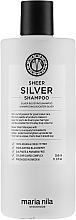 Profumi e cosmetici Shampoo antigiallo per capelli colorati - Maria Nila Sheer Silver Shampoo