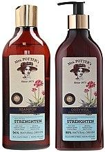 Profumi e cosmetici Set - Mrs. Potter's Triple Root (shm/390ml + cond/390ml)