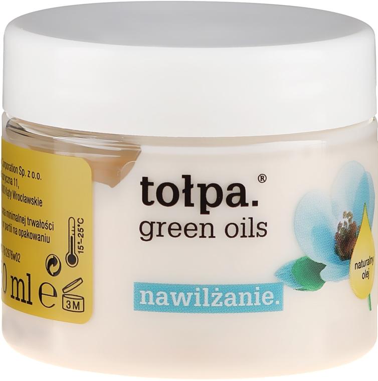 Crema viso idratante - Tolpa Green Oils Moisturizing Cream — foto N2