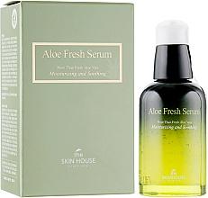 Profumi e cosmetici Siero idratante e lenitivo all'estratto di aloe - The Skin House Aloe Fresh Serum