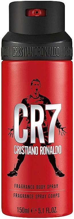 Cristiano Ronaldo CR7 - Deodorante spray