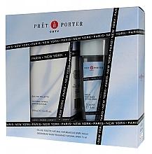 Profumi e cosmetici Coty Pret A Porter Original - Set (Edt/100ml + Deo/75ml)