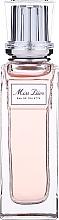 Profumi e cosmetici Dior Miss Dior Eau De Toilette Pearl Roller - Eau de Toilette