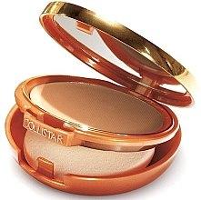 Profumi e cosmetici Fondotinta-cipria compatta, effetto abbronzante - Collistar Tanning Compact Cream SPF 6