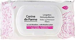 Profumi e cosmetici Salviette umidificate struccante - Corine de Farme Wipes
